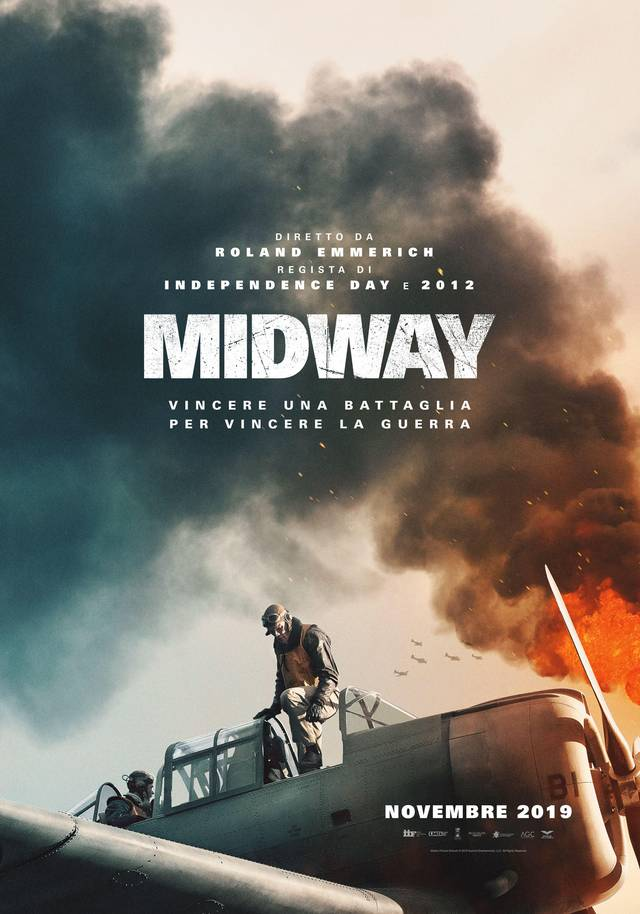 Midway Teaser Poster Italia