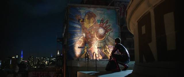 Spider-Man Far From Home Tom Holland foto dal film 11