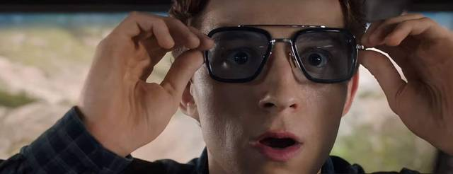 Spider-Man Far From Home Tom Holland foto dal film 3