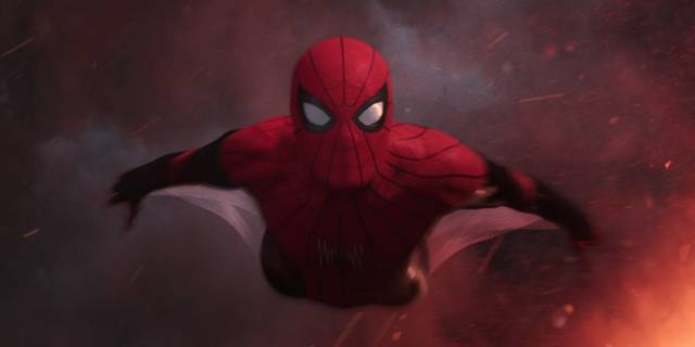 Spider-Man Far From Home Tom Holland foto dal film 4