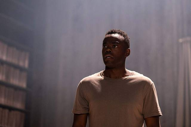 Midsommar - Il villaggio dei dannati William Jackson Harper foto dal film 3