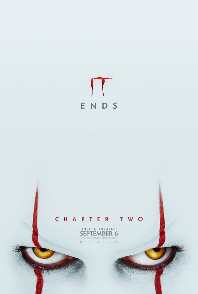 IT CAPITOLO DUE Teaser Poster USA 3