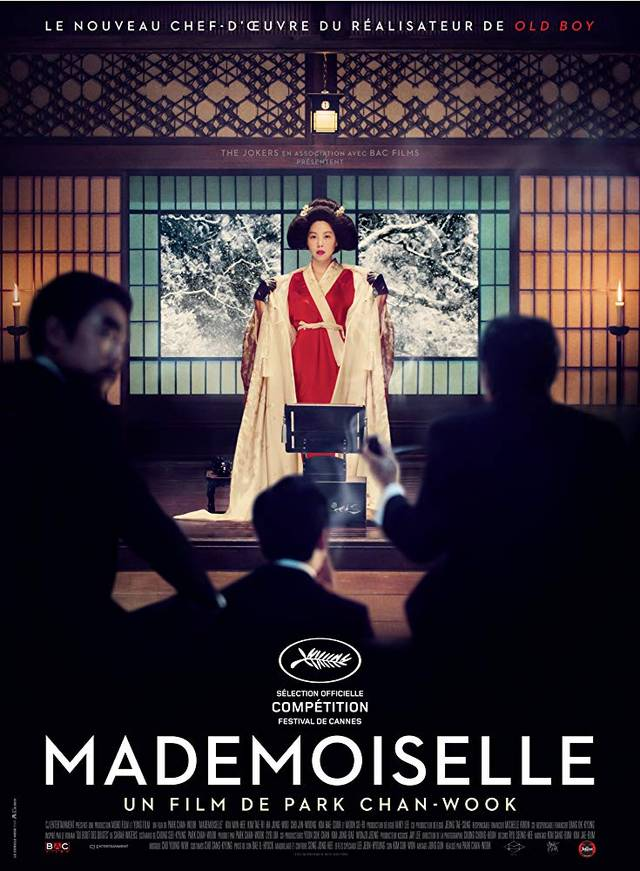Mademoiselle Poster Francia