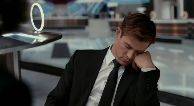 Men in Black International Chris Hemsworth foto dal film 2
