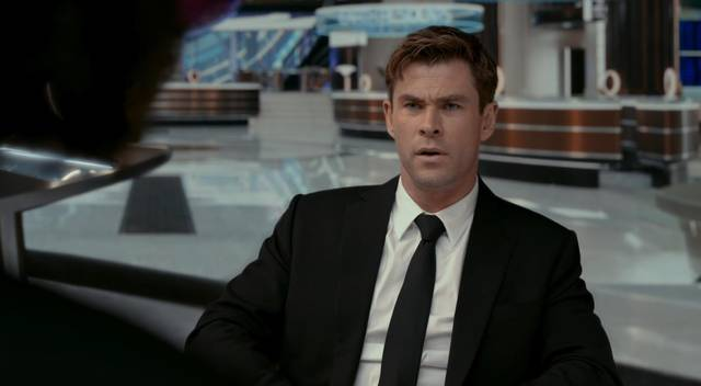 Men in Black International Chris Hemsworth foto dal film 5