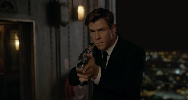 Men in Black International Chris Hemsworth foto dal film 6