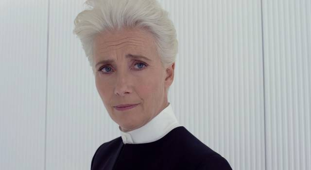 Men in Black International Emma Thompson foto dal film 3