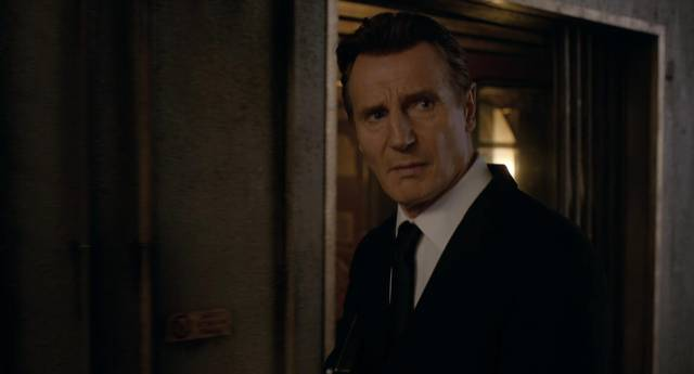 Men in Black International Liam Neeson foto dal film 1