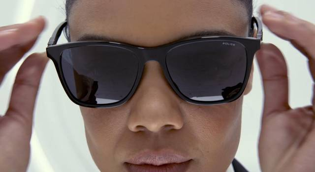 Men in Black International Tessa Thompson foto dal film 1