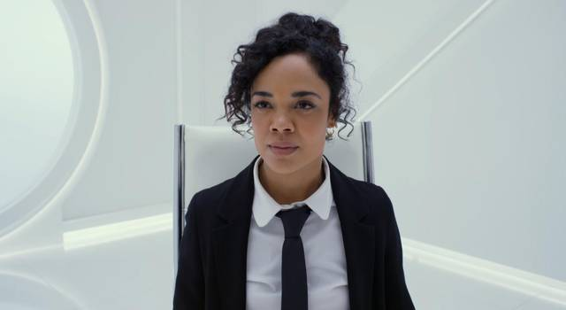 Men in Black International Tessa Thompson foto dal film 4