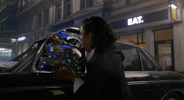 Men in Black International Tessa Thompson foto dal film 5
