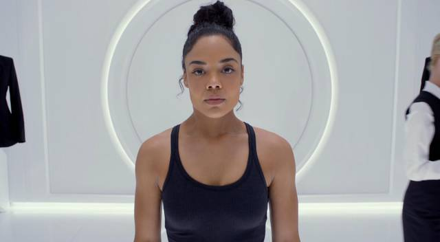 Men in Black International Tessa Thompson foto dal film 7