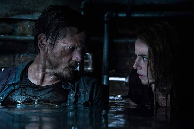 Crawl - Intrappolati Barry Pepper Kaya Scodelario foto dal film 1