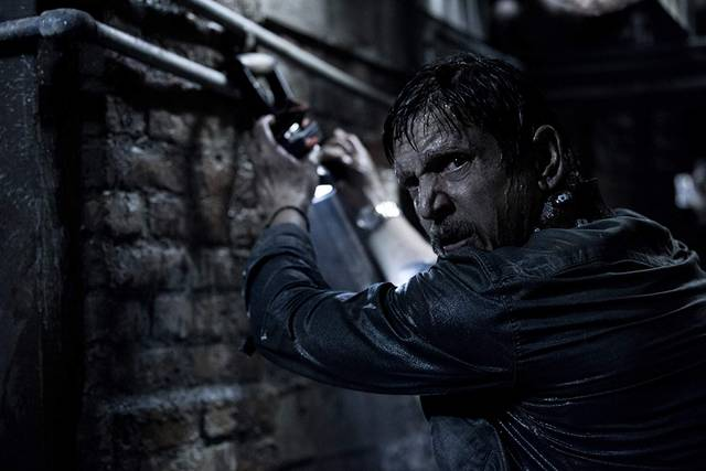 Crawl - Intrappolati Barry Pepper foto dal film 2