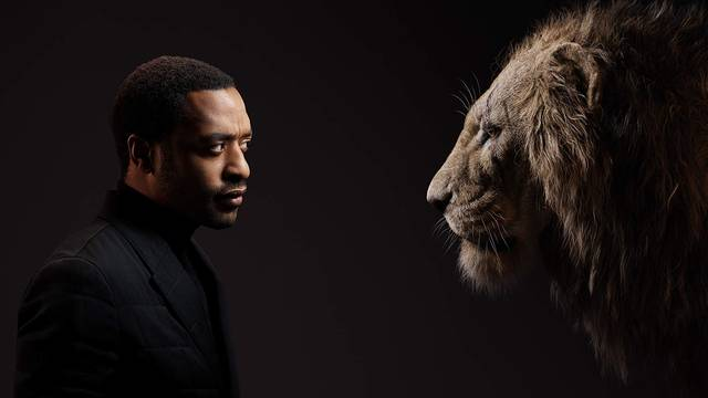 Il Re Leone Chiwetel Ejiofor Character foto 3