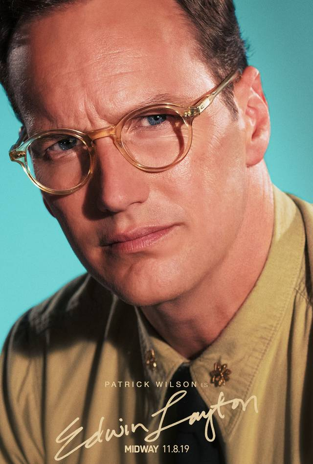 Midway Teaser Character Poster USA 10
