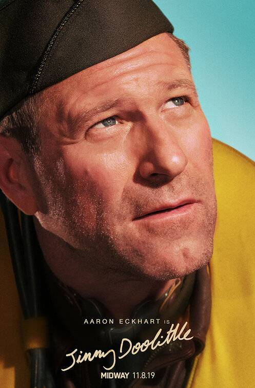 Midway Teaser Character Poster USA 13