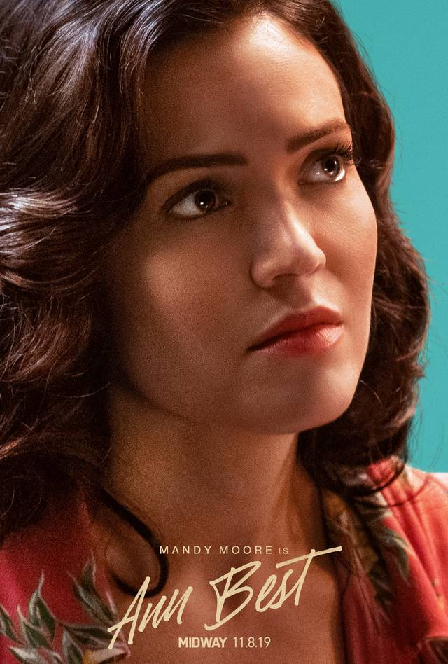 Midway Teaser Character Poster USA 3