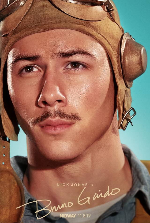 Midway Teaser Character Poster USA 4