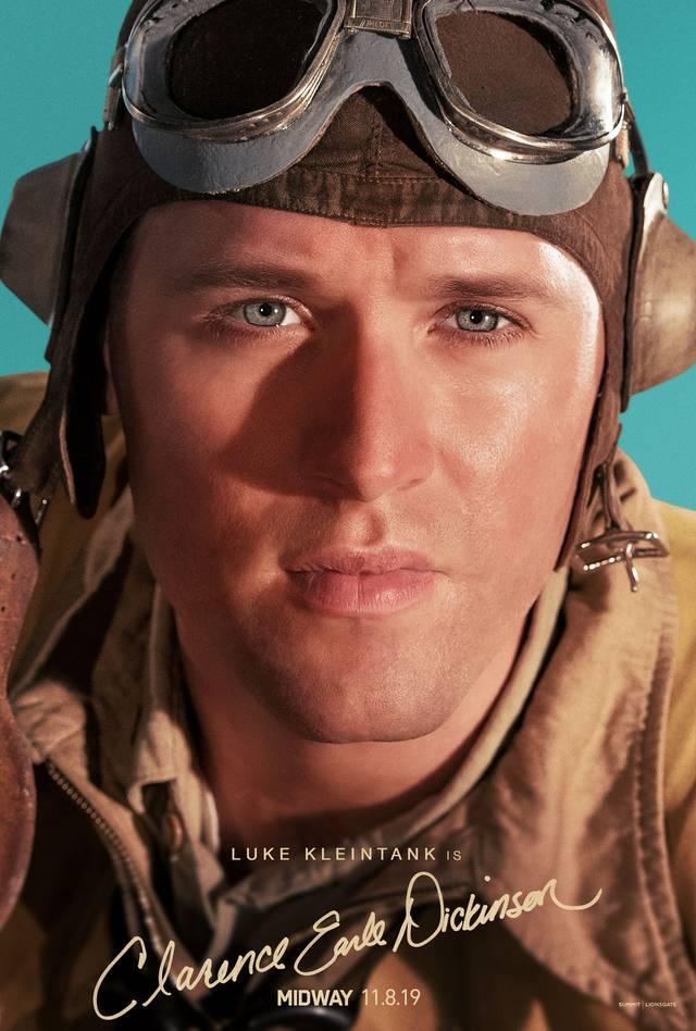 Midway Teaser Character Poster USA 7