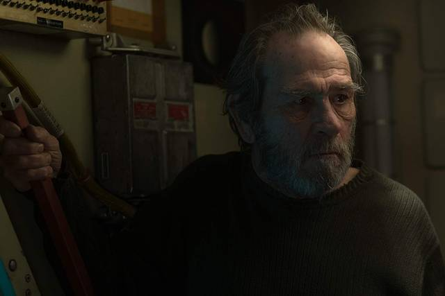 Ad Astra Tommy Lee Jones foto dal film 7