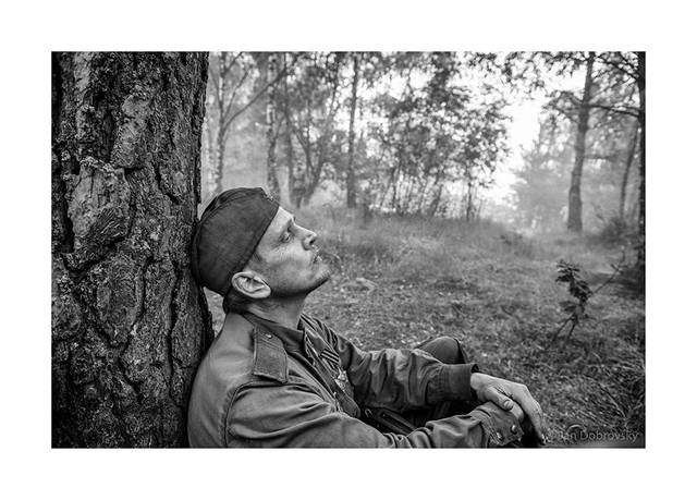 The Painted Bird Barry Pepper foto dal film 1