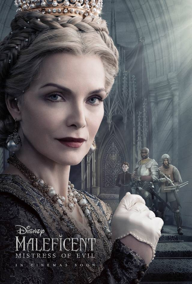 Maleficent – Signora del Male Teaser Character Poster USA 5