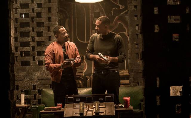 Bad Boys for Life Will Smith Martin Lawrence foto dal film 2