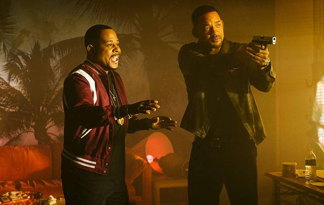 Bad Boys for Life Will Smith Martin Lawrence foto dal film 3