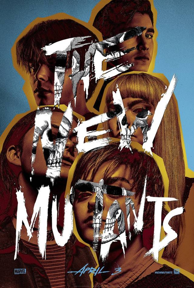 The New Mutants Teaser Poster USA
