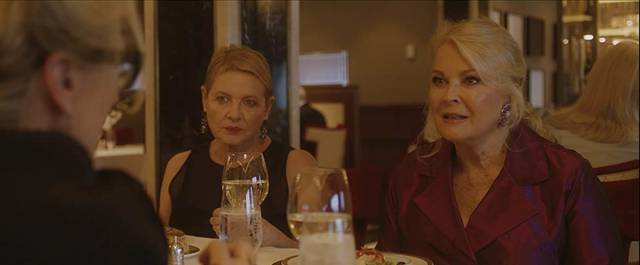 Let Them All Talk Dianne Wiest Candice Bergen foto dal film 1