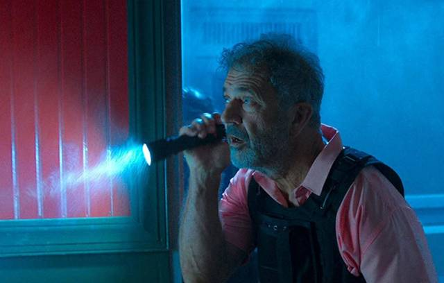 Force of Nature Mel Gibson foto dal film 1