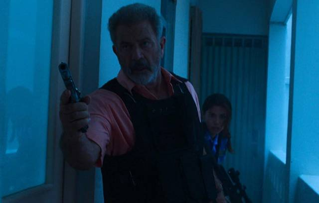 Force of Nature Mel Gibson foto dal film 2
