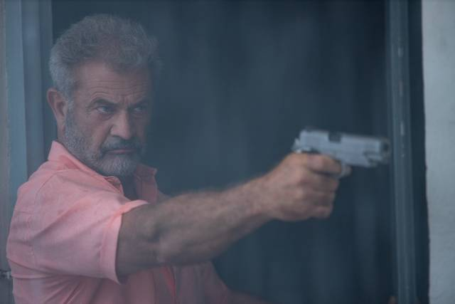 Force of Nature Mel Gibson foto dal film 3