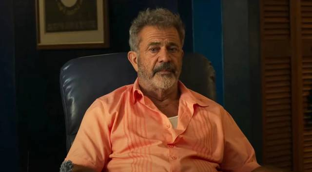 Force of Nature Mel Gibson foto dal film 4