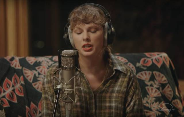 Folklore - The Long Pond Studio Sessions_Taylor Swift_film documentario foto 4