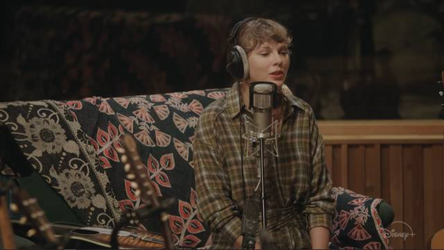 Folklore - The Long Pond Studio Sessions_Taylor Swift_film documentario foto 5