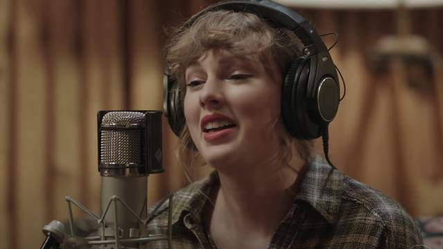 Folklore - The Long Pond Studio Sessions_Taylor Swift_film documentario foto 6