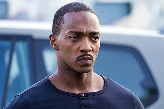 Outside the Wire Anthony Mackie foto dal film 1