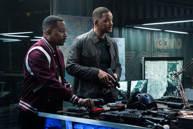 Bad Boys for Life_Will Smith Martin Lawrence_foto dal film 5