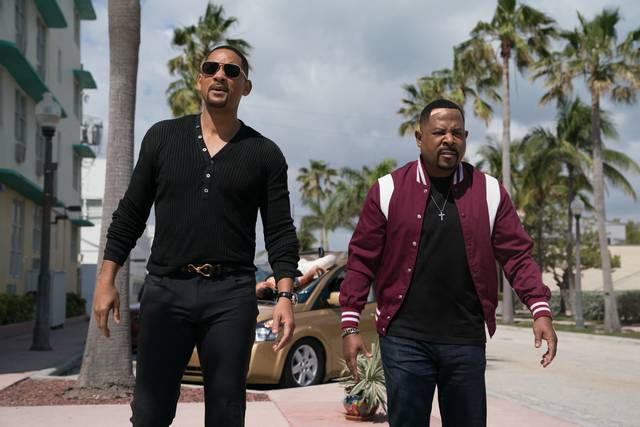 Bad Boys for Life_Will Smith Martin Lawrence_foto dal film 7