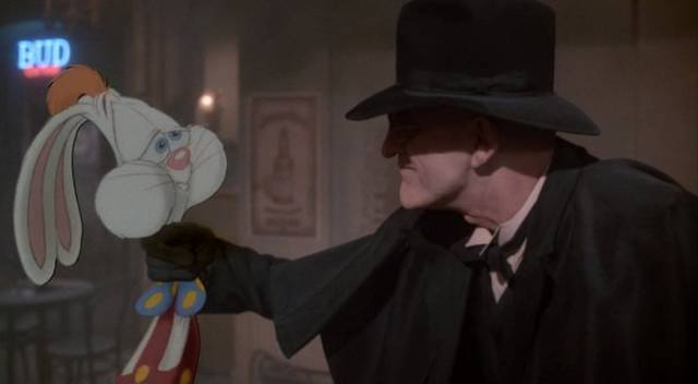 Chi ha incastrato Roger Rabbit Christopher Lloyd foto dal film 1