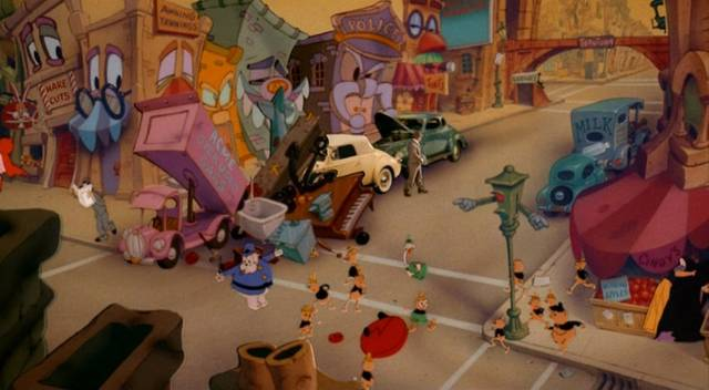 Chi ha incastrato Roger Rabbit foto dal film 10