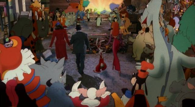 Chi ha incastrato Roger Rabbit foto dal film 4