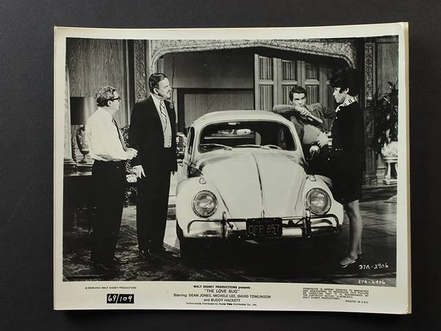 Un maggiolino tutto matto Dean Jones Michele Lee Joe Flynn David Tomlinson foto dal film 1