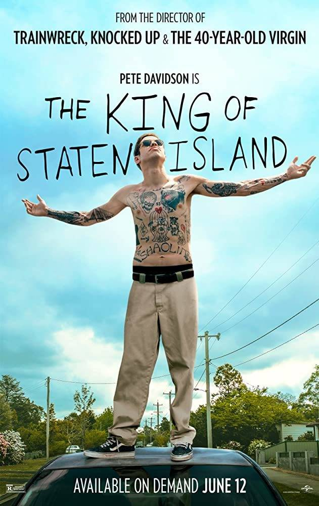 The King of Staten Island Teaser Poster USA