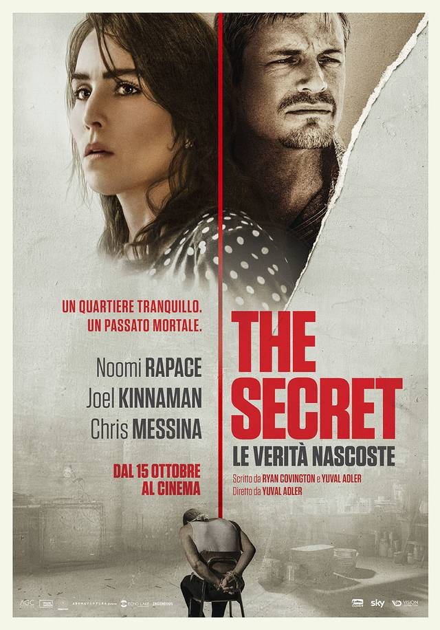 The Secret - Le verità nascoste Poster Italia