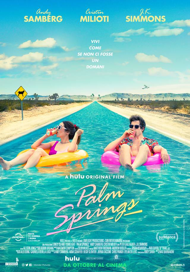 Palm Springs Poster Italia
