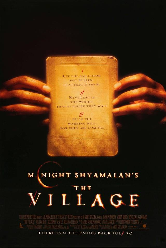 The Village Poster USA