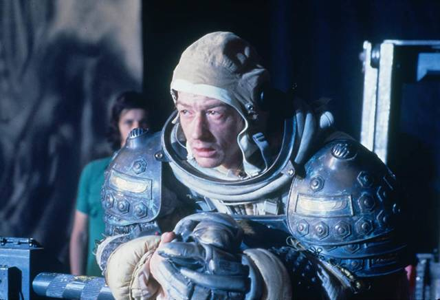 Alien John Hurt foto dal film 1